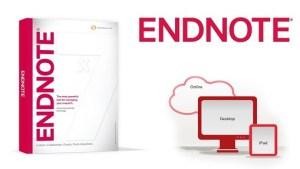 EndNote 9.3.3 Crack Download Full Version Latest version 2021