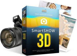 SmartSHOW 3D 17.0 Crack + Serial Key Full Version Free Download